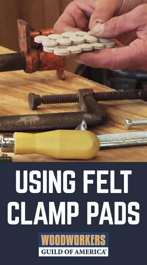 felt clamp pads  images woodworking projects