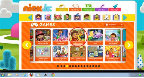 free preschool games nick jr nick jr to play the gallery for gt nick jr playtime 564