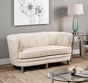 Couches For Sale : curved sofas for sale curved loveseat sofa ~ Markanthonyermac.com Haus und Dekorationen