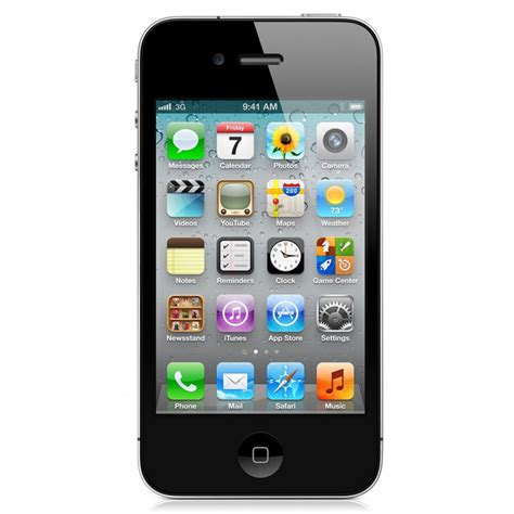 Mobile Phone by Mobile Phone Iphone 4s 16 Gb Apple Md235b A