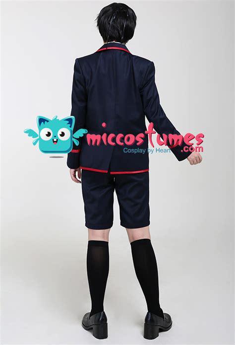 School Uniform Costume - The Umbrella Academy Cosplay ...
