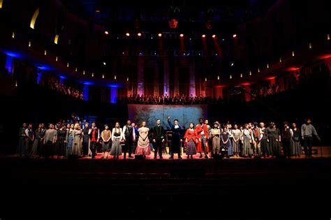 report les miserables  concert  young artists