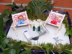 Tisch Und Stühle Zu Verschenken : geldgeschenke originell verpacken f r geburtstag hochzeit ~ Markanthonyermac.com Haus und Dekorationen
