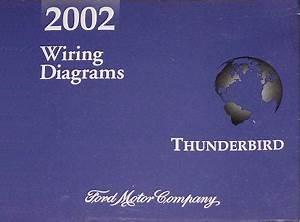 2002 Ford Thunderbird Wiring Diagram : 2002 ford thunderbird factory wiring diagrams ~ A.2002-acura-tl-radio.info Haus und Dekorationen