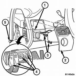 Chrysler Crossfire  Oem Fog Lights  Base Model  Wiring Diagram