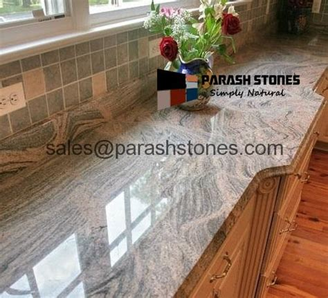 Juparana Colombo Granite Countertop by Countertops Table Tops Manufacturer Supplier