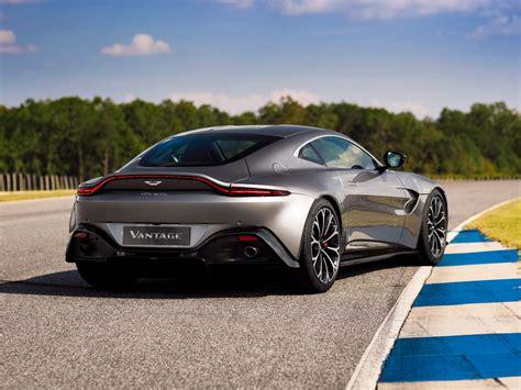 The New Aston Martin Vantage Unveiled Photos Details