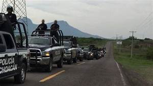Entire Mexican Police Force Arrested Over Candidate ...