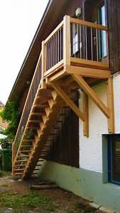 Außentreppe Holz Selber Bauen : aussentreppe mit holz verkleiden ~ Lizthompson.info Haus und Dekorationen