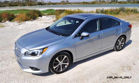 2015 Subaru Legacy 2.5i Limited 12 » Car-revs-daily.com