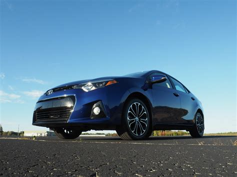 Toyota S by Review 2015 Toyota Corolla S No Excuses Needed Bestride