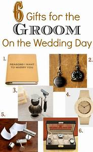 gifts for the bride the groom and wedding day on pinterest With wedding day gift ideas from groom to bride