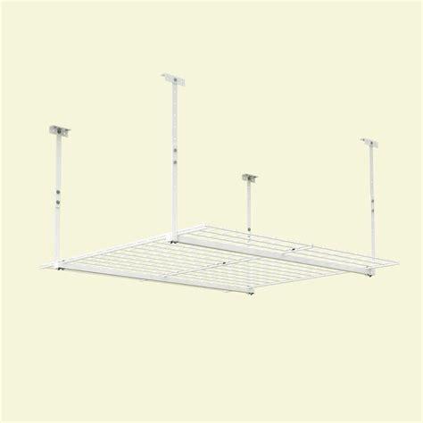 hyloft 48 in w x 48 in d adjustable height garage