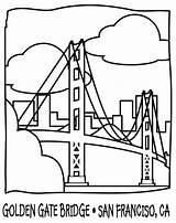 Bridge Coloring Gate Golden Drawing Calf Pages Printable Truss Getdrawings Retriever Getcolorings sketch template