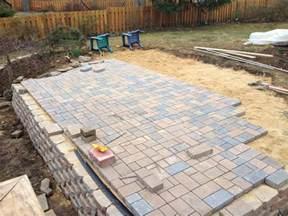 knotical patio progress part 4