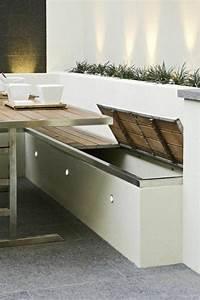 Sitzbank Für Balkon : sitzbank mit stauraum f r innen oder au en bauwagen b nke garten sitzbank mit stauraum und ~ Buech-reservation.com Haus und Dekorationen