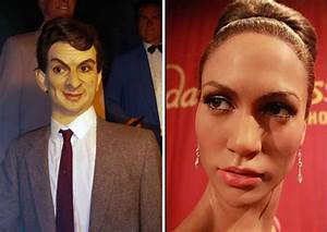 20 Celebrity Wax Figures That Are As Hideous As They Are ...