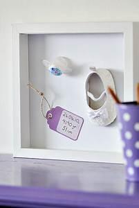 Cadre Deco Enfant : moli baby 10 bricolages pour d corer la chambre de b b ~ Teatrodelosmanantiales.com Idées de Décoration
