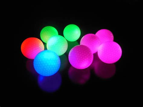 17+ Images About Glow Night Golf On Pinterest