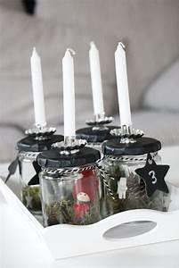 Bodenständer Für Adventskranz : skandinavischer adventskranz im glas lavendelblog ~ Indierocktalk.com Haus und Dekorationen