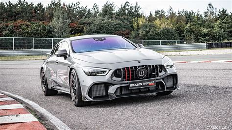Inamg gt, brabus, mercedes benz. 2021 BRABUS ROCKET 900 ONE OF TEN based on Mercedes-AMG GT 63 S 4MATIC+ - Front | HD Wallpaper ...