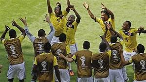 World Cup 2014: James Rodriguez stars as Colombia thrash ...