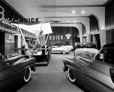 City Cadillac Buick Gmc New York by Buick Display At The 1953 Gm Motorama In The Waldorf