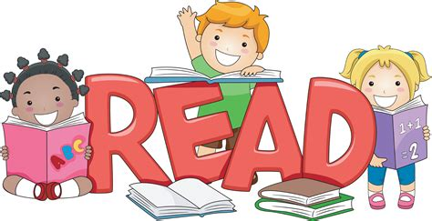 clip on reading l free reading clipart clipartix