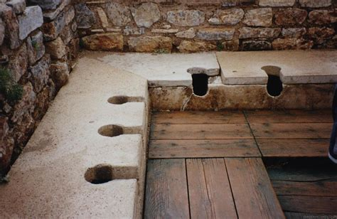 history of flush toilets toilet history flush at ephesus the travel tart