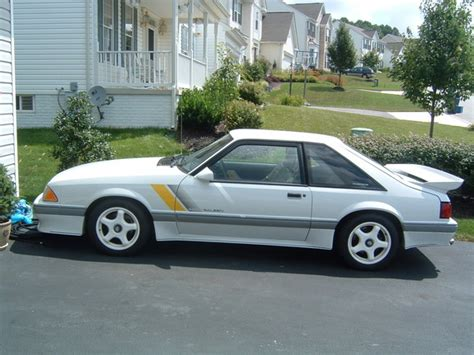 Ckjhope 1989 Saleen Mustang Specs, Photos, Modification