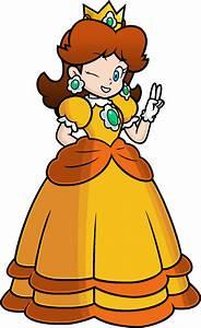 Princess Daisy by MireikotheSweetAngel on DeviantArt