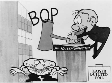 Commercials Animated by Emery Hawkins and Herman Cohen
