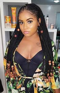 25 Best Black Braided Hairstyles To Copy In 2018 Page 2