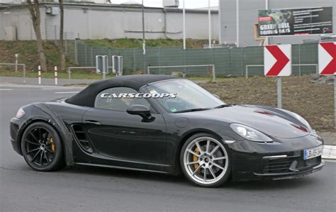 Faster Harder Porsche Boxster Gts Coming To Set The