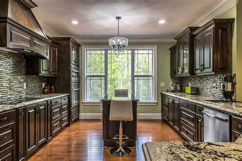 kitchen galleries and countertop design kitchen counter
