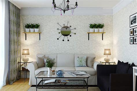 Hiasan Dinding Ruang Tamu Minimalis Renovasirumahnet
