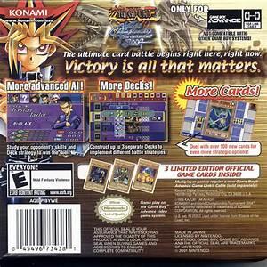 Yu Gi Oh World Championship Tournament 2004 Box Shot For