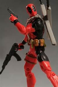 X Men Origings Wolverine And Deadpool Action Figures