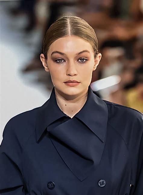 gigi hadid walks max mara show   milan womens fashion week