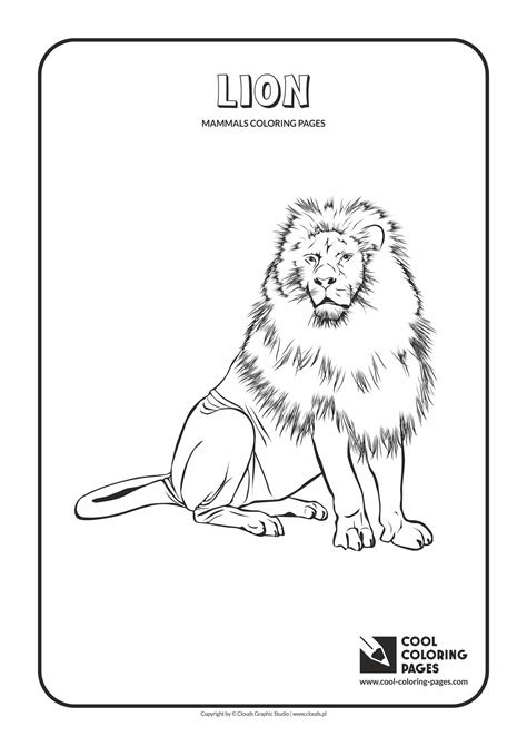 cool coloring pages mammals coloring pages cool coloring pages  educational coloring