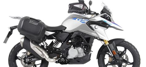 Bmw G 310 Gs Image by Bmw G310 Gs Motorcycle Accessories Luggage From Hepco