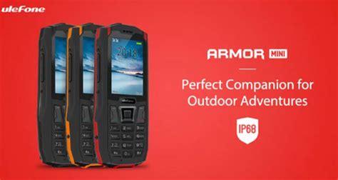 armor si e social ulefone armor mini è un nuovo rugged phone che quot più