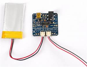 Usb  Dc Lithium Polymer Battery Charger 5