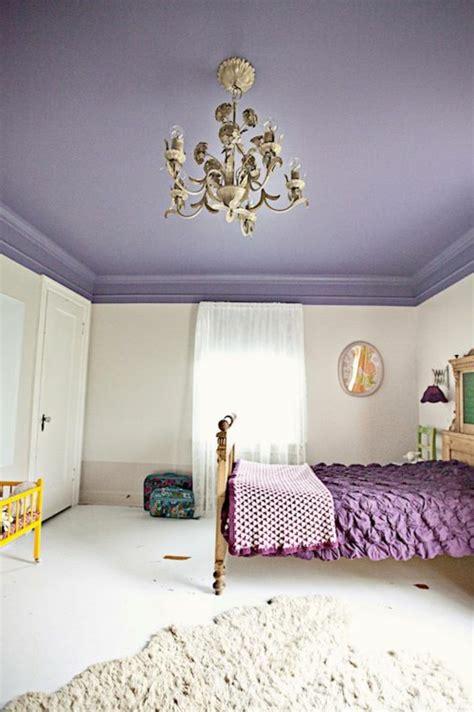 couleur de chambre violet 80 idées d 39 intérieur pour associer la couleur prune