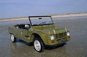 Citroën Mehari : citroen celebrates 45th anniversary of the mehari ~ Gottalentnigeria.com Avis de Voitures