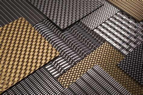 linq woven metal architectural formssurfaces