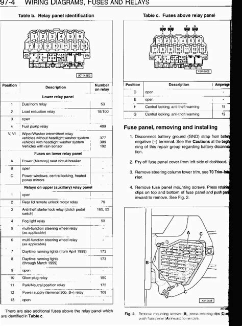 Skoda Octavium Electric Window Wiring Diagram by Volkswagen Sharan 1 9 2002 Auto Images And Specification