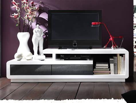 Tv Bank Design by Tv Bank Grau Hochglanz Wohn Design