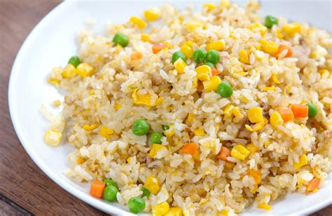 rice cuisine how to cook fried rice naijafoodtherapy