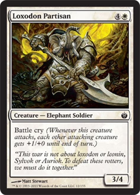 Mtg Deck List Wiki by Battle Cry The Magic The Gathering Wiki Magic The
